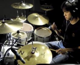 Change – Monkey Majik (Drum Cover by Fu Chan)