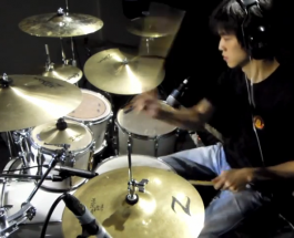 I'd do anything – Simple Plan (Drum Cover by Fu Chan)